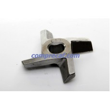 Cruzeta / Navalha simples 114 aço-carbono